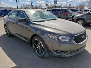 23 Best 2019 Ford Taurus Sho Specs Exterior