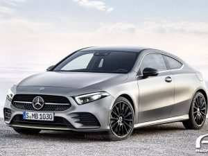 2019 Mercedes Hatchback