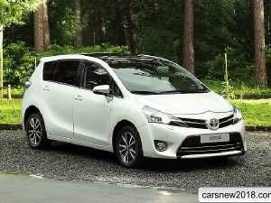 23 Best 2019 Toyota Verso First Drive