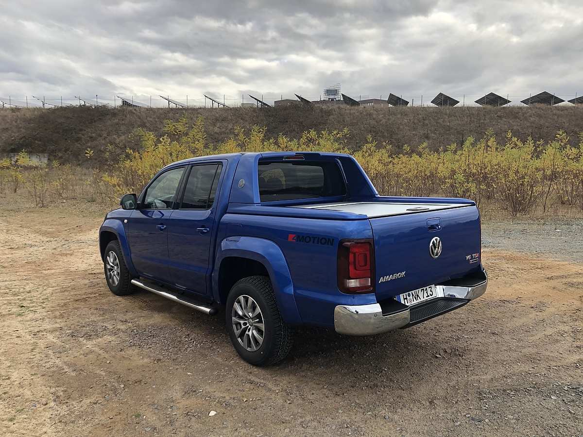 23 Best 2019 Vw Amarok Redesign And Concept