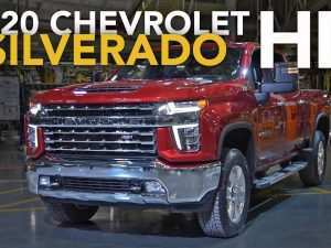 23 Best 2020 Chevrolet Silverado Review and Release date