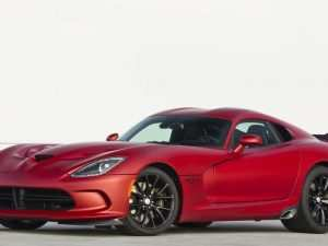 2020 Dodge Viper Car And Driver