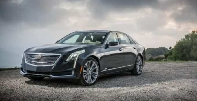 23 Best Cadillac Ct8 2020 Review