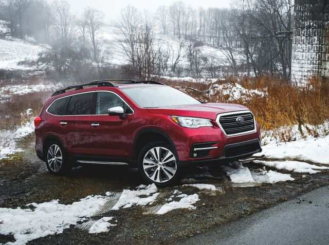 23 New 2019 Subaru Ascent Release Date Price And Release Date