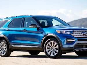 23 New 2020 Ford Explorer Job 1 Redesign and Concept