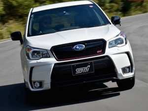 2020 Subaru Forester Turbo