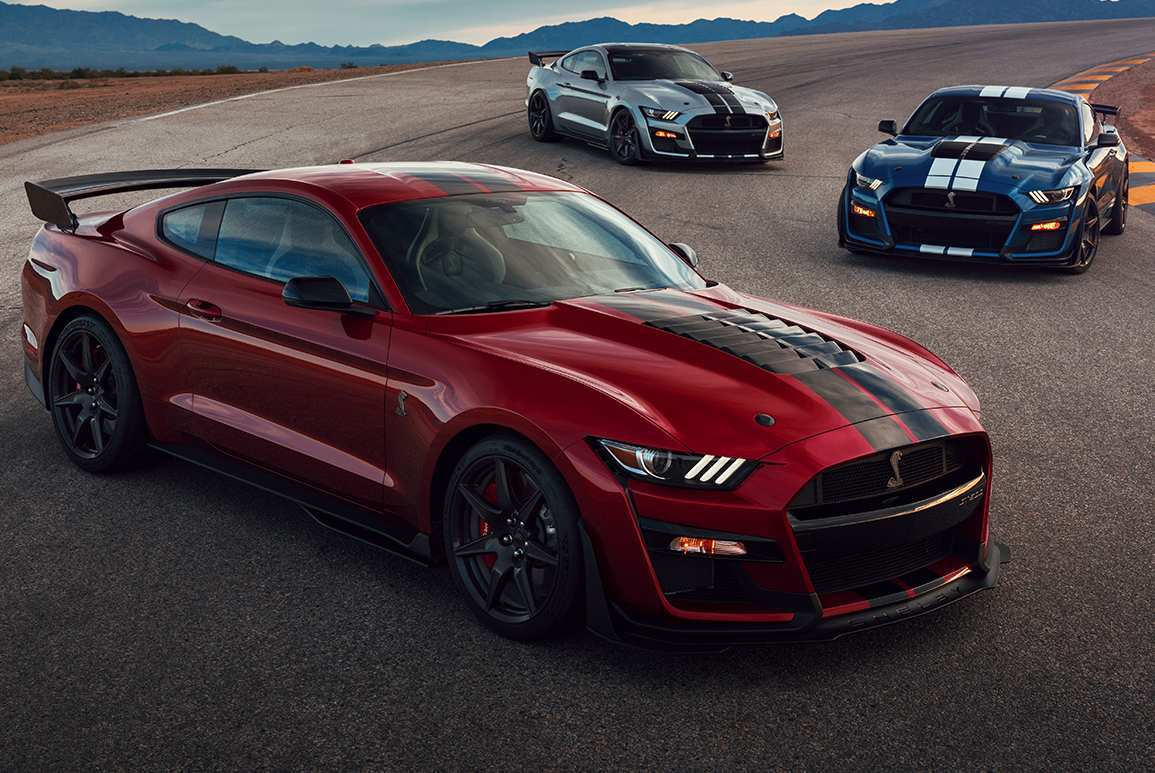 23 New Ford Gt500 Mustang 2020 Price