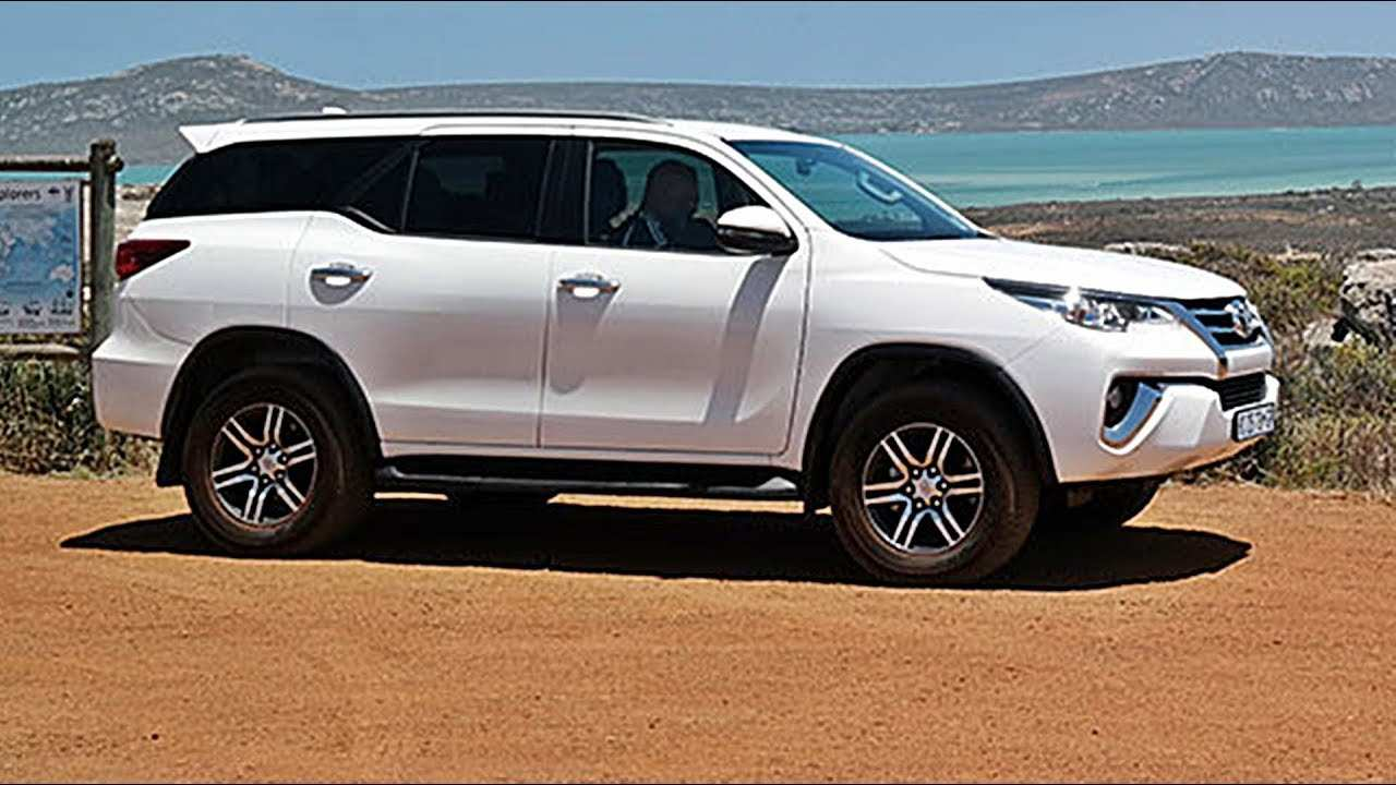 23 New Fortuner Toyota 2019 Performance And New Engine