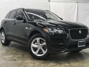 23 New Jaguar 2019 F Pace Model