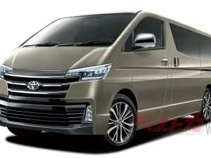 23 New Toyota Bus 2020 Concept and Review