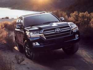 23 New Toyota Land Cruiser 2020 Model Configurations