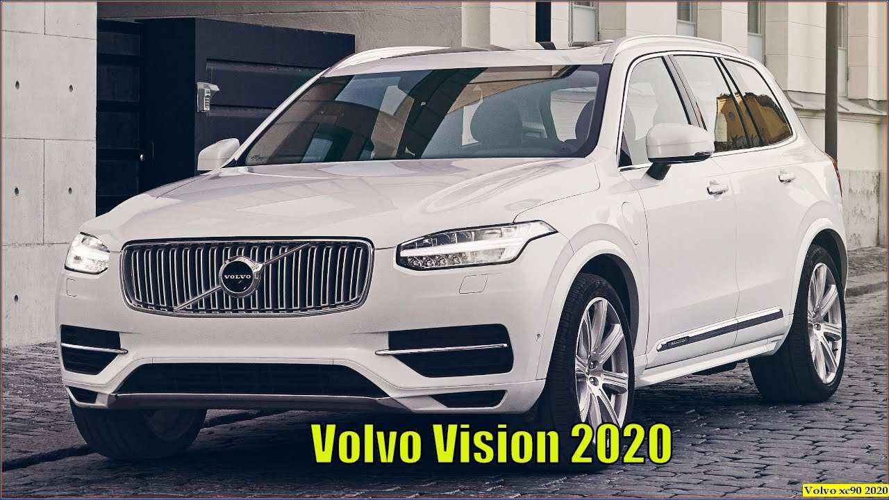 23 New Volvo Xc90 2020 Model Price Design And Review