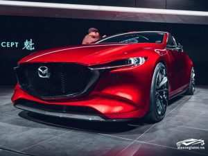 23 New Xe Mazda 3 2019 Exterior and Interior