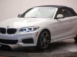 23 The 2019 Bmw 240I Style