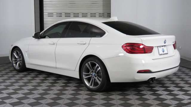 23 The 2019 Bmw 4 Series Gran Coupe Research New