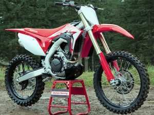 23 The 2019 Honda 450 Rx Model