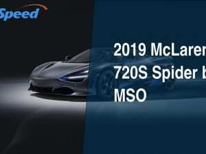2019 Mclaren Top Speed