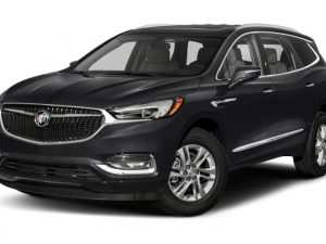 23 The 2020 Buick Enclave Avenir Exterior and Interior