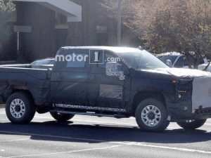 23 The 2020 Chevrolet Silverado Hd Teased Review and Release date
