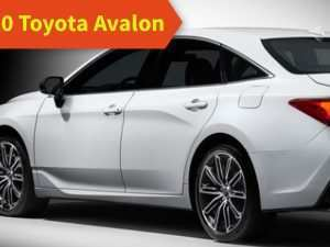 23 The 2020 Toyota Avalon Redesign Images