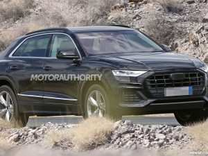 23 The Audi Suv 2020 First Drive