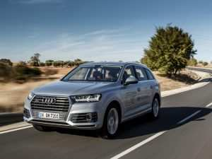 23 The Audi Vorsprung 2020 Spesification