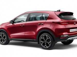 23 The Best 2019 Kia Sportage New Model and Performance