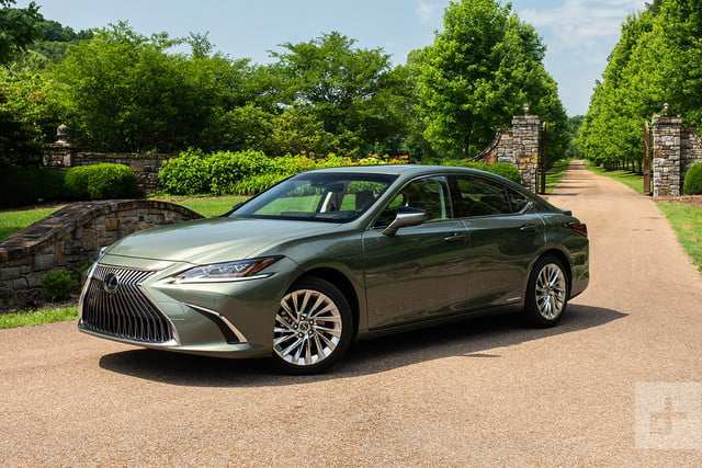 23 The Best 2019 Lexus Es Review First Drive