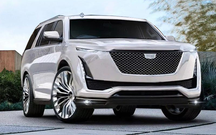 23 The Best 2020 Cadillac Escalade Spy Photos Spesification