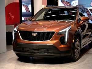 23 The Best 2020 Cadillac Xt4 Release Date Performance