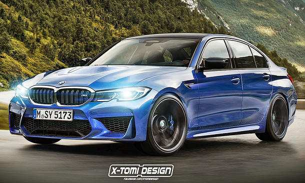23 The Best BMW M3 2020 Wallpaper