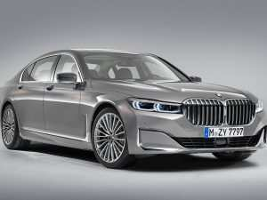 BMW New 7 Series 2020