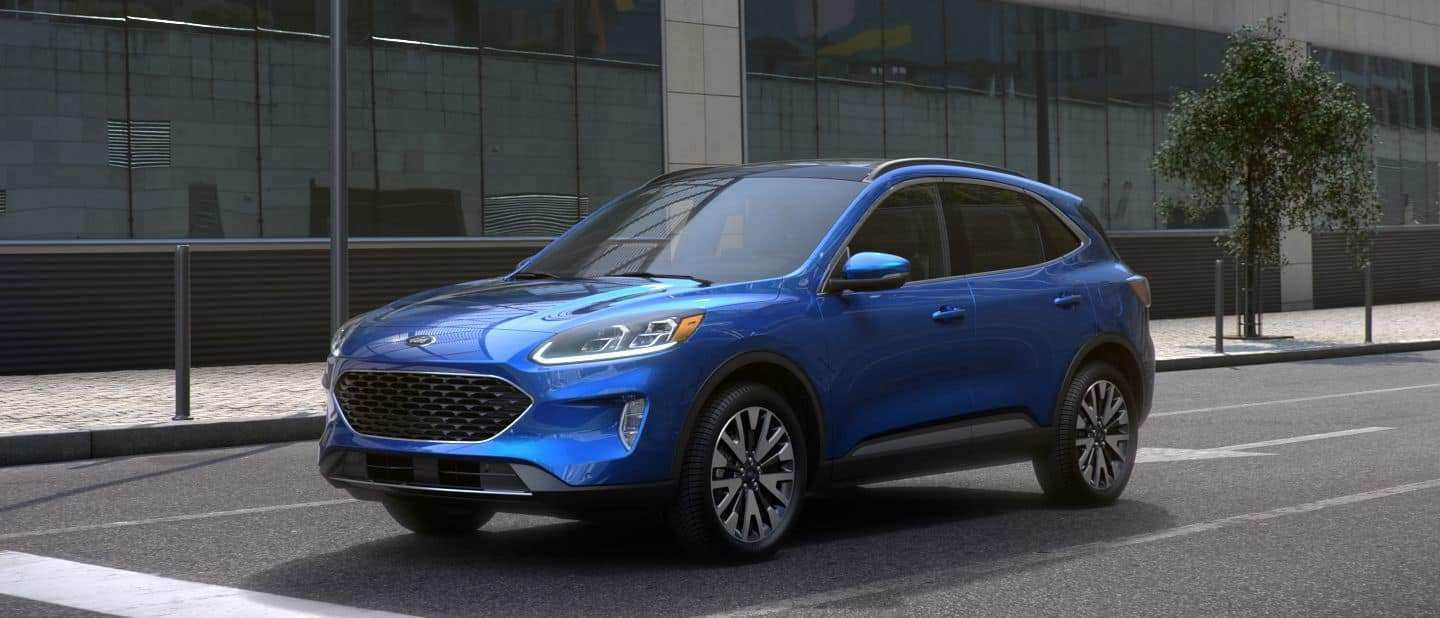 23 The Best Ford Escape 2020 Interior