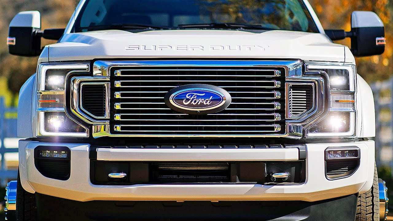 23 The Best Ford Hd 2020 Exterior