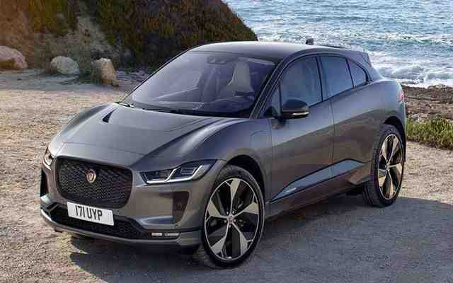 23 The Best Jaguar I Pace 2020 Redesign And Concept