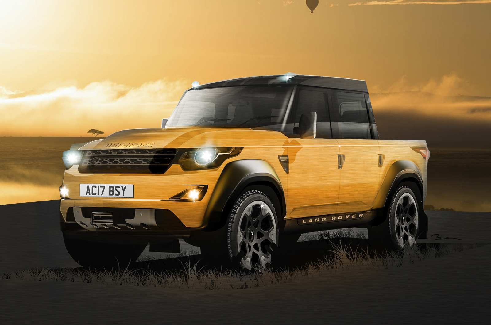 23 The Best Land Rover Pickup 2019 First Drive