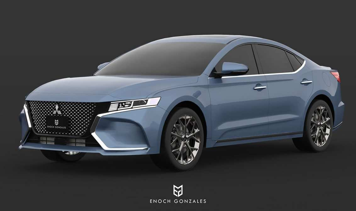 23 The Best Mitsubishi Galant 2020 Release Date