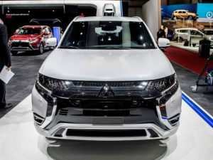 23 The Best Mitsubishi Outlander Phev 2020 Release Date Performance and New Engine
