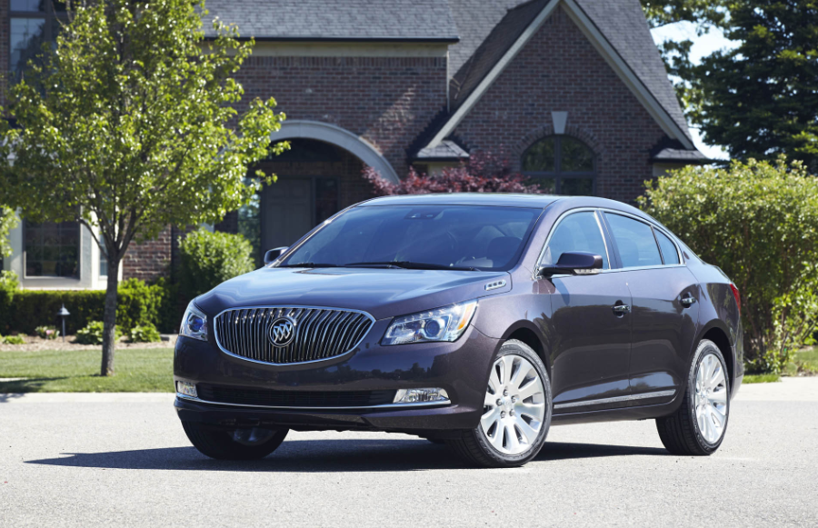 23 The Buick Lesabre 2020 Speed Test