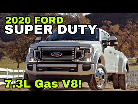 23 The Ford New Diesel Engine 2020 Performance