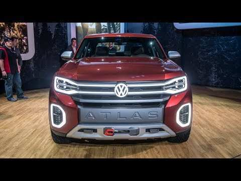 23 The New Volkswagen Amarok 2019 Price Design And Review