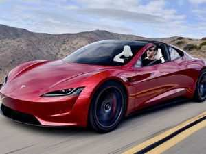23 The The 2020 Tesla Roadster Interior