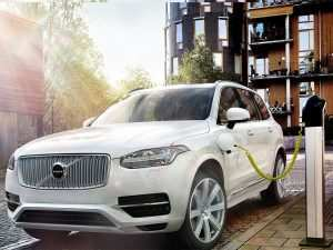 23 The Volvo Electric Vehicles 2019 Concept