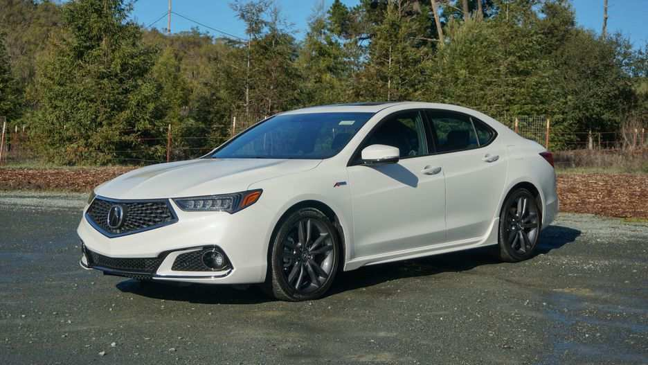23 The When Will 2020 Acura Tlx Be Released New Concept
