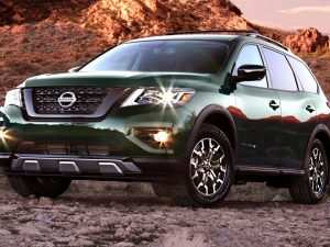 23 The When Will The 2020 Nissan Pathfinder Be Available Exterior
