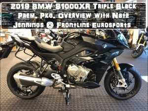 24 A 2019 Bmw S1000Xr History