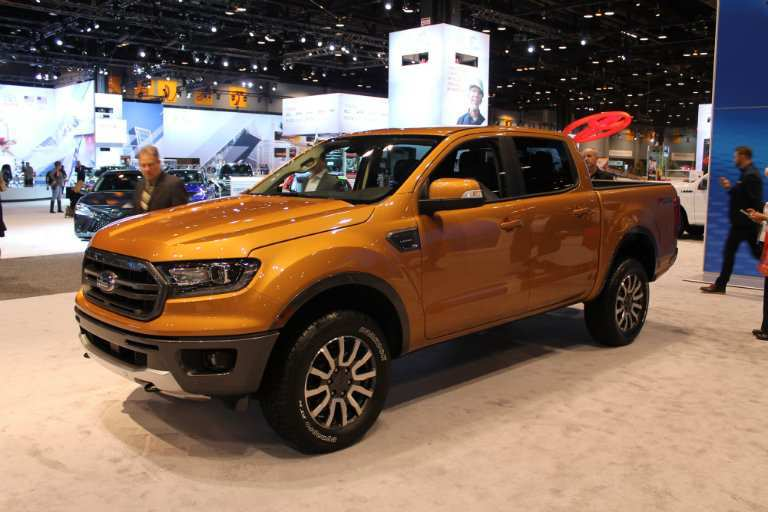 24 A 2019 Ford Ranger Auto Show Review