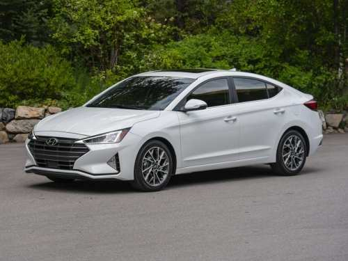 24 A 2019 Hyundai Elantra Exterior And Interior