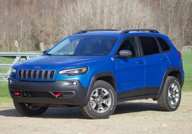 24 A 2019 Jeep Cherokee Kl Review
