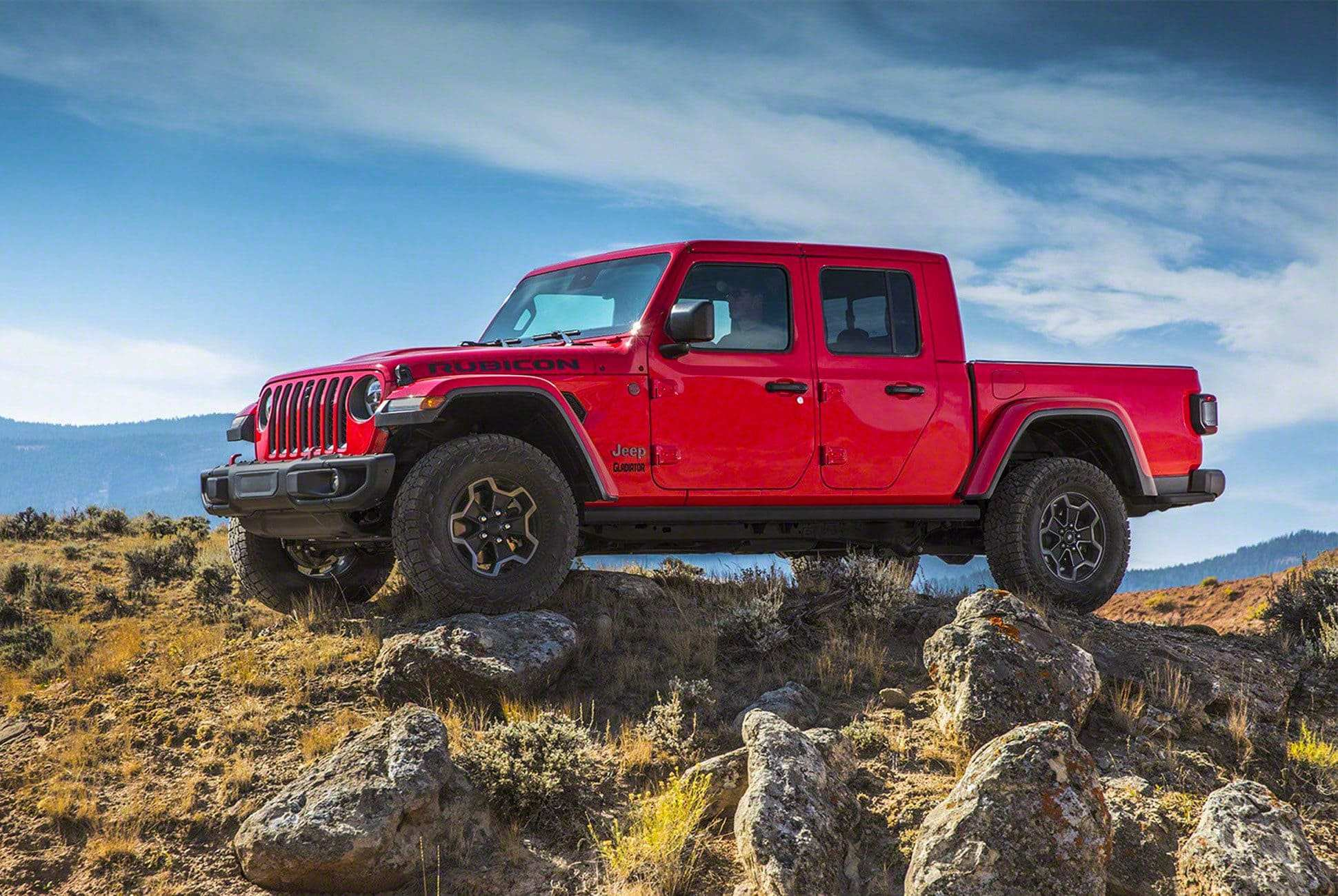24 A 2019 Jeep Truck Pictures First Drive